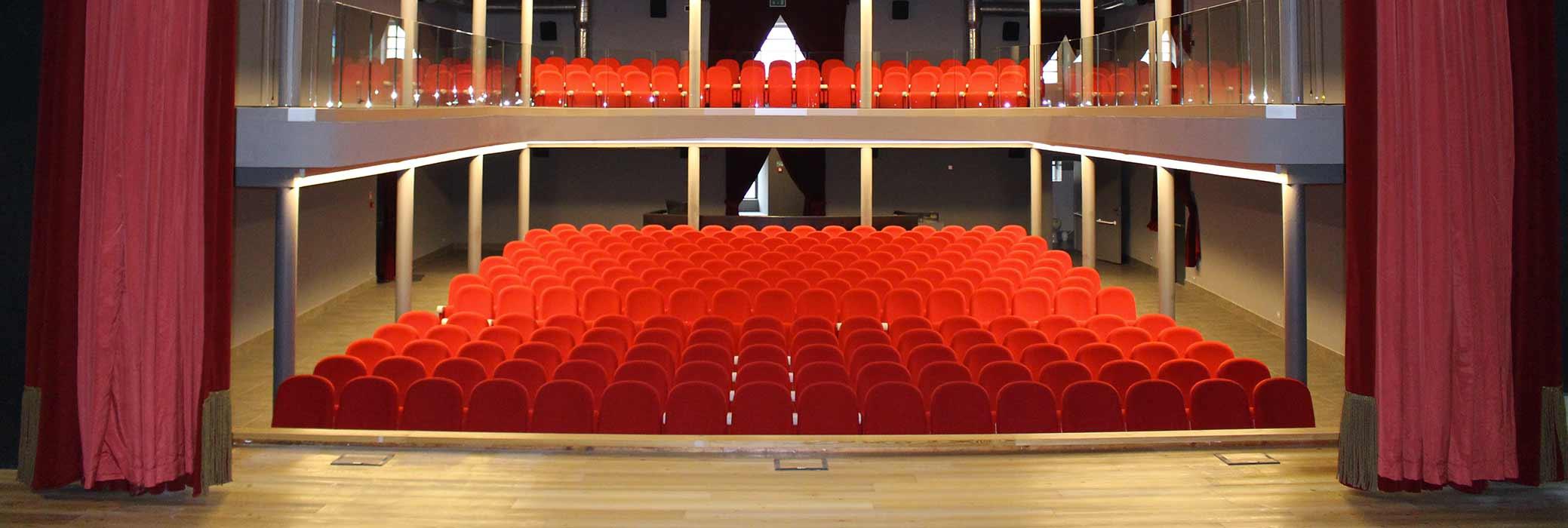 Progetto un CineTeatro per formare