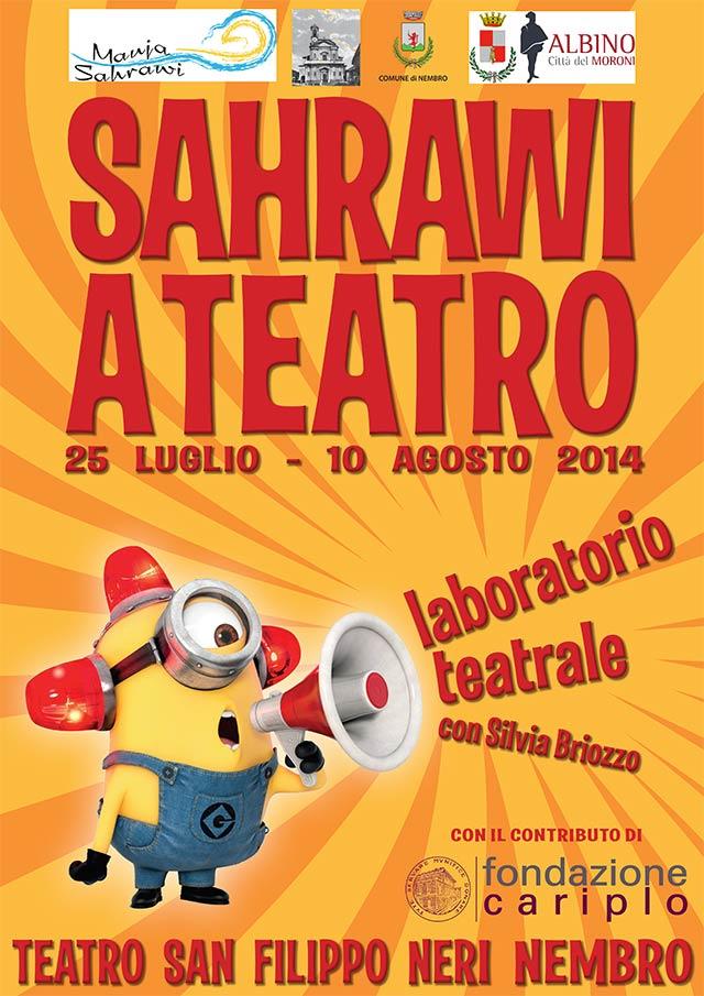 Sharawi Laboratorio Teatrale