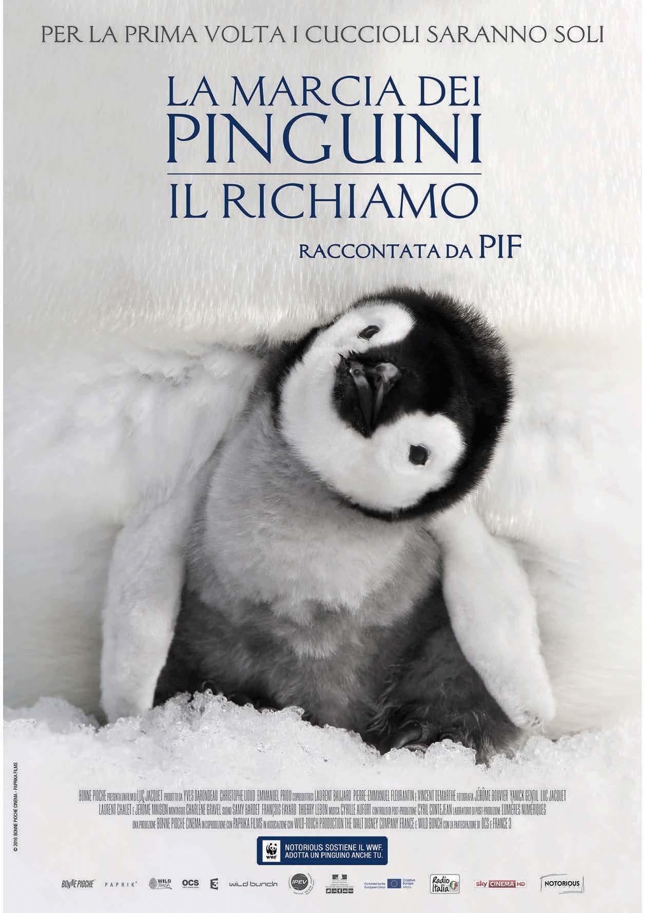 La marcia dei pinguini: Il richiamo
