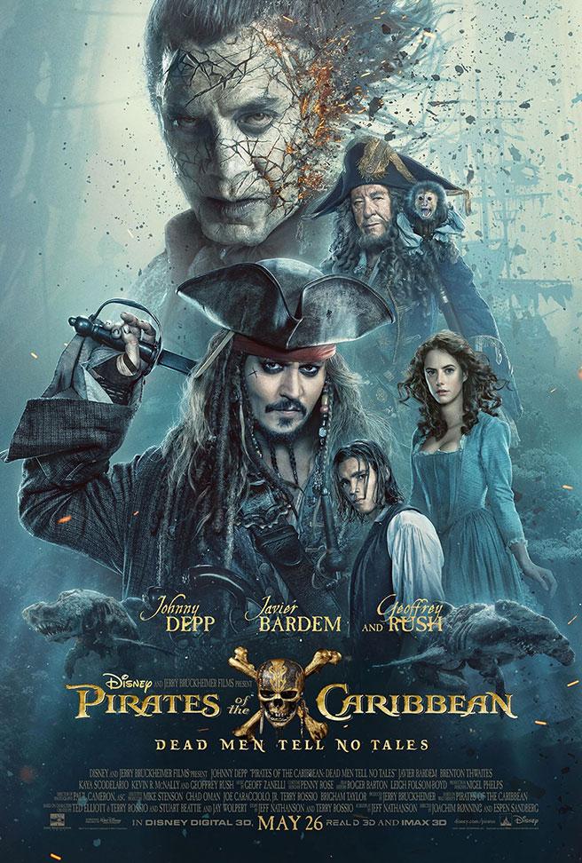 Pirati dei Caraibi 5 - La vendetta di Salazar