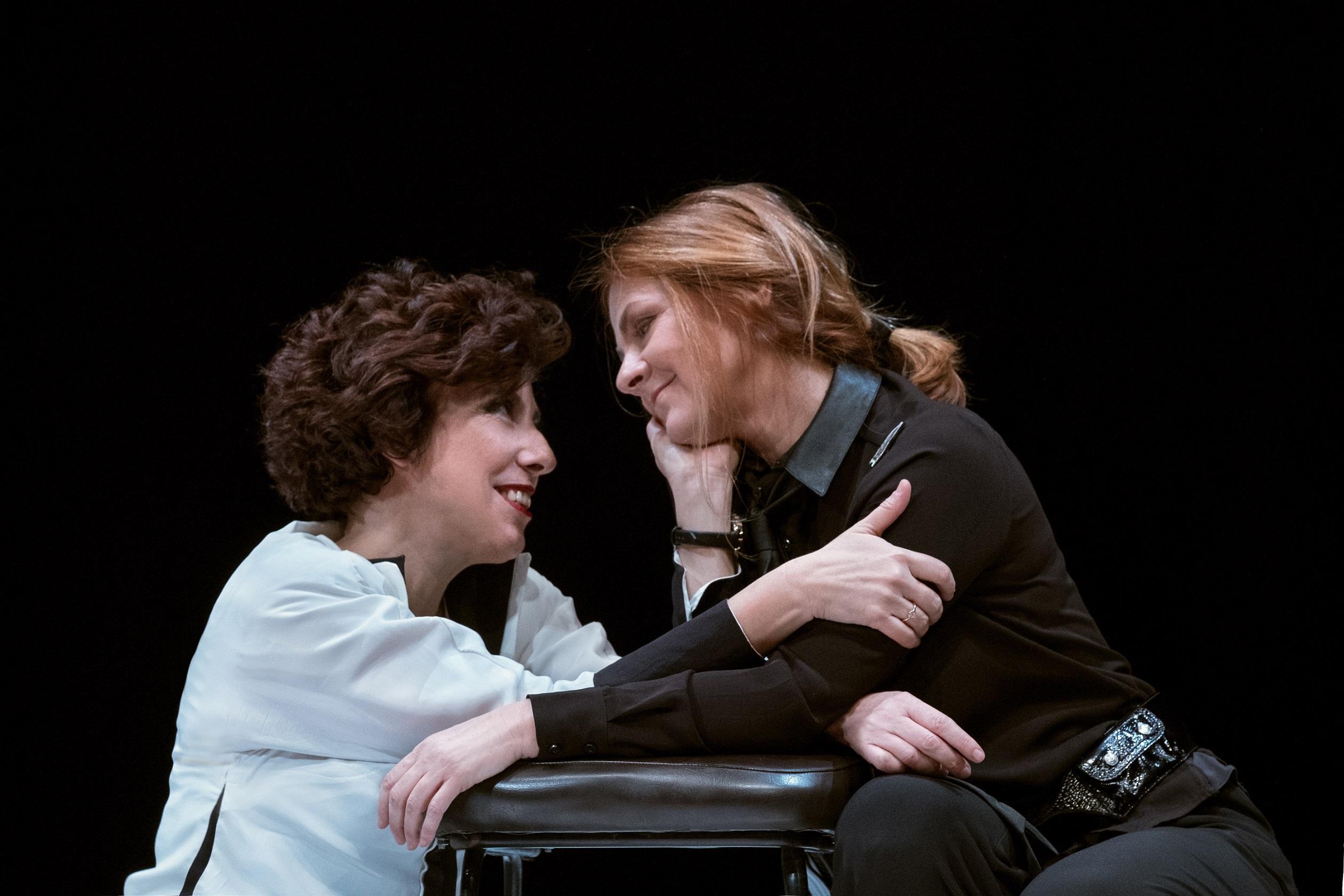 Rosalyn - Marina Massironi e Alessandra Faiella