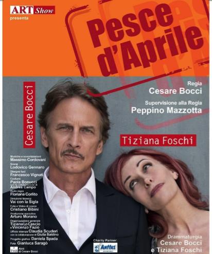 Pesce d' aprile - Cesare Bocci e Tiziana Foschi